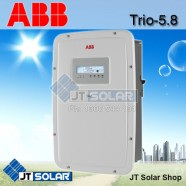 ABB / Power-One TRIO-5.8TL-OUTD 3-phase Grid Tie Outdoor Solar 6kW Inverter