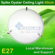 AU Approved Household E27 Spike Oyster Ceiling Light - 40cm