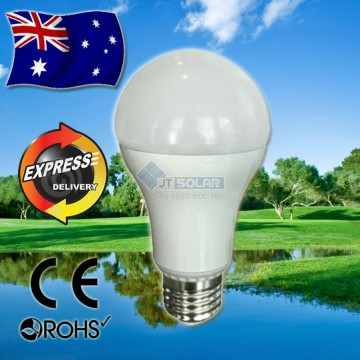 AKESI 11W LED Light Frost Globe Bulb - E27 Base