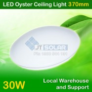 AU Approved Local Stocked Family 30W LED Oyster Ceiling Light - 370mm IP20 Sealed